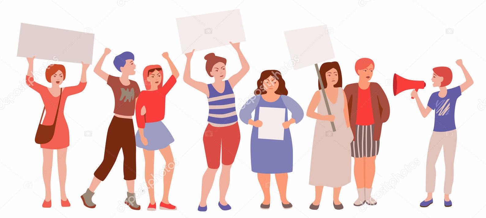 Protección de derechos de las mujeres